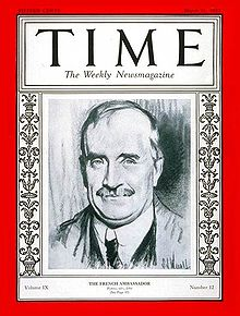 220px-Paul_Claudel_on_TIME_Magazine,_March_21,_1927